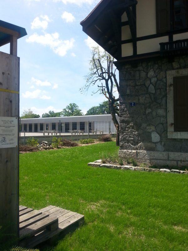 Pavillon Cayla - travaux spéciaux
