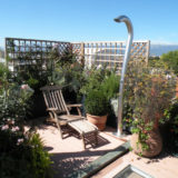 Jardin sur toiture - Vieille ville de Genève